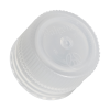 38/430 Nalgene™ White Polypropylene Closures - Package of 12