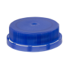 Dark Blue 38mm Single Thread Cap