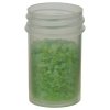 Natural Straight Sided PP Jar
