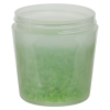 4 oz. Natural Polypropylene Tapered Thick Wall Jar with 63/400 Neck