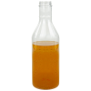 32 oz. PET Round Sauce Bottle with 38/400 Neck (Cap Sold Separately)