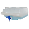 4 Gallon/15 Liter Nalgene™ HDPE Lowboy™