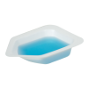 """1-13/16"""" Top OD x 2-1/4"""" x 1/2"""" deep Polystyrene Anti-Static Weighing Canoes"""