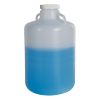 5-1/2 Gallon Nalgene™ Wide Mouth LDPE Carboy with Handles