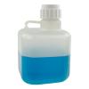 10 Liter Azlon® Polypropylene Square Carboy with 90mm Cap