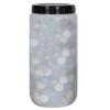 2000mL Kartell Round HDPE Jars with Screw Caps