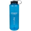 48 oz. Blue Silo Nalgene® Loop-top Wide Mouth Bottle
