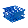 Blue 16mm Tube Size, 126 x 126 x 68, Array is 6 x 6 Nalgene™ Uniwire™ Half-Rack