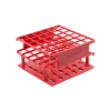 Red 13mm Tube Size, 102 x 102 x 56, Array is 6 x 6 Nalgene™ Uniwire™ Half-Rack