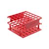 Nalgene™ Unwire™ 6 x 6 Array Red 13mm Test Tube Half-Rack