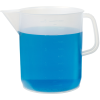 5000mL Kartell Low Form Beaker with Handle