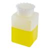 250mL Kartell Graduated Rectangular HDPE Bottle with Cap