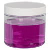 16 oz. PETE Straight Side Container with Cap