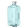 125mL Sterile Square Nalgene™ PC Biotainer™ Bottle with 38mm Cap
