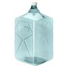 20 Liter Sterile Square Nalgene™ PC Biotainer™ Bottle with 48mm Cap