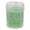 1/2 oz. Clarified Polypropylene Straight Sided Jar with 38/400 Neck (Cap Sold Separately)