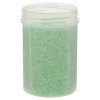 4 oz. Clarified Polypropylene Straight Sided Jar with 53/400 Neck (Cap Sold Separately)