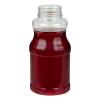 8oz. PET Octagon Bottle (Cap Sold Separately)