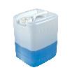 2-1/2 Gallon Level 5 Fluorinated Tight Head Container