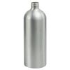 16 oz. Brushed Aluminum Bottle with 24/410 Neck (Cap Sold Separately)