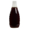 24 oz. Oval Syrup Bottle with 38/400 Neck (Cap Sold Separately)