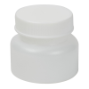 1 oz. HDPE Bottle with Cap