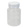 3 oz. Polypropylene Bottle with Clear Tamper Evident Band