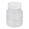 2 oz. ABS Bottle with Clear Tamper Evident Band