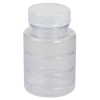 3 oz. ABS Bottle with Clear Tamper Evident Band
