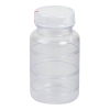 4 oz. ABS Bottle with Clear Tamper Evident Band
