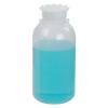 250mL Narrow Mouth Graduated LDPE Bottle with Cap