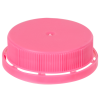Bright Pink 38mm Single Thread Cap