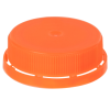Orange 38mm Single Thread Cap