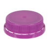 Purple 38mm Single Thread Cap
