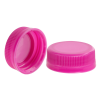 38mm DBJ Violet HDPE Tamper Evident Screw Cap