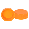 38mm SSJ Orange LDPE Tamper Evident Screw On Cap