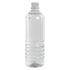 24 oz. Clear PET Water Bottle with 28mm PCO Neck (Cap Sold Separately)