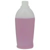 237mL Natural Swish Oval HDPE Bottle with 24/410 Neck (Cap Sold Separately)