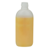 100mL European Oval HDPE Bottle with 20/415 Neck (Cap Sold Separately)