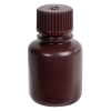 30mL Diamond RealSeal™ Amber Narrow Mouth Bottles
