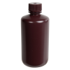 250mL Diamond RealSeal™ Amber Narrow Mouth Bottle with 24mm Cap