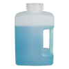 2L Diamond RealSeal™  HDPE Large Format Rectangular Bottle with 63mm Cap