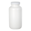 625cc/21.1 oz. White Packer with 53/400 Plain Cap