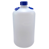 50L Kartell Heavy Walled Narrow Mouth HDPE Round Carboy