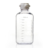 2000mL EZBio® Sterile Polycarbonate Media Bottles with 53B Closed VersaCaps®