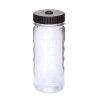 400mL Polycarbonate Wide Mouth Graduated Bottle with 63mm Cap