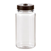 500mL Polycarbonate Wide Mouth Graduated Bottle with 63mm Cap