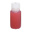 1 oz./30mL Nalgene™ Lab Quality Wide Mouth HDPE Bottles with 28mm Caps (Sold by Case)