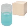 1 oz./30mL Nalgene™ Lab Quality Wide Mouth Polypropylene Bottles with 28mm Caps - Case of 72