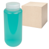 16 oz./500mL Nalgene™ Wide Mouth Economy Polypropylene Bottles with 53mm Caps (Sold by Case)